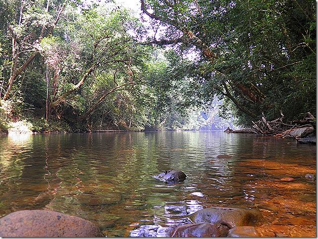 Sungai Tahan, Taman Negara