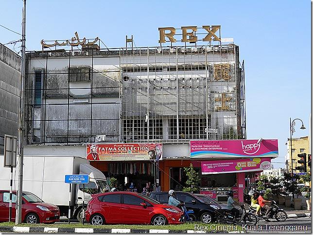 Rex Cinema, Kuala Terengganu