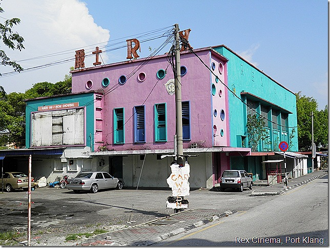Rex Cinema, Port Klang
