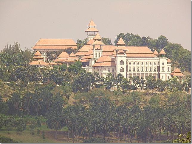 Istana Melawati, Putrajaya