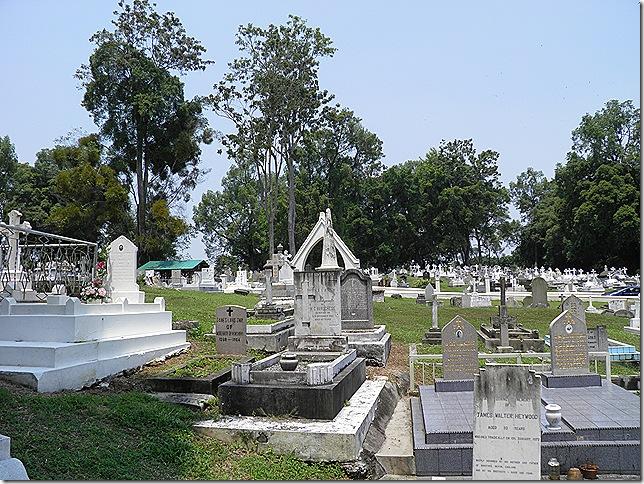 Bukit Serindit Christian Cemetery