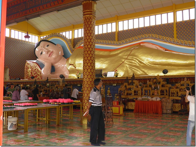 Wat Chaiyamangalaram, Penang, Malaysia