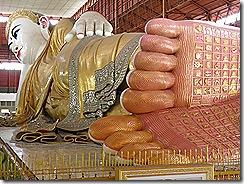 Chauk Htet Gyi Pagoda, Burma
