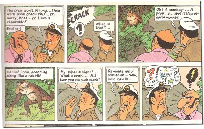 Herge's Adventures of Tintin - Flight 714