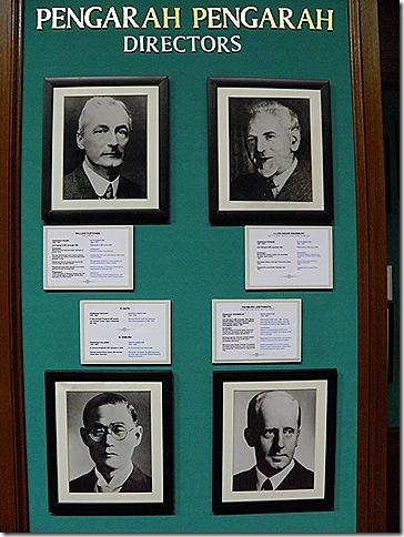 IMR Past Directors