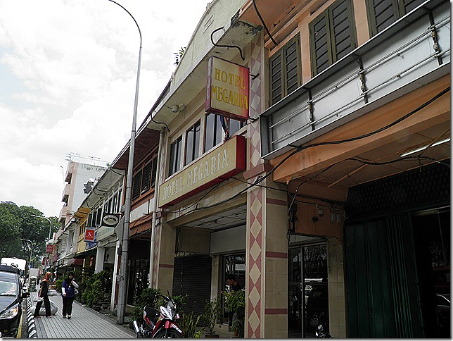 Hotels on Jalan Raja Muda