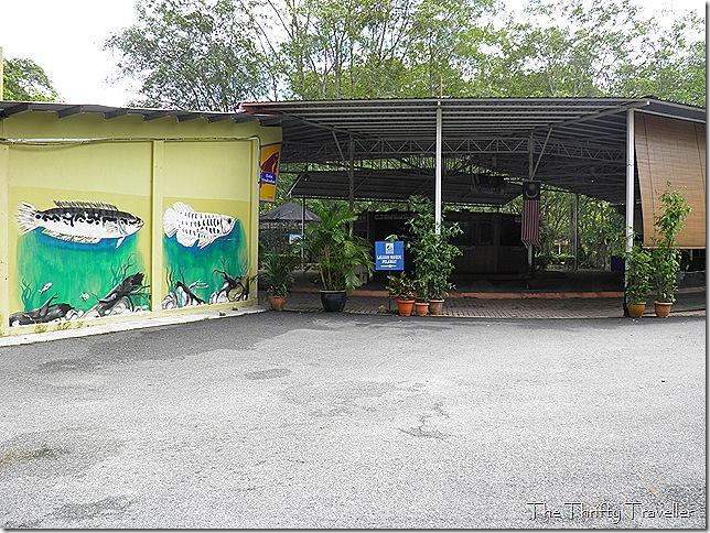 Aquarium at Kuala Selangor