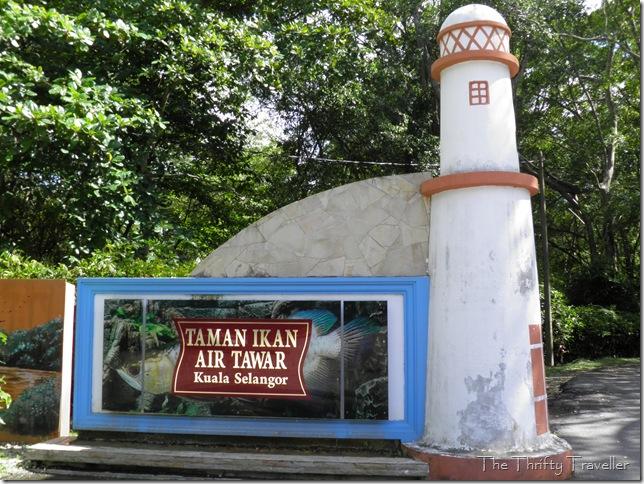 Fresh Water Fish Park, Kuala Selangor