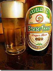 Beer Lao regular