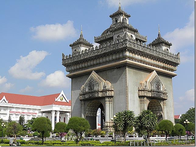 Vientiane Monument