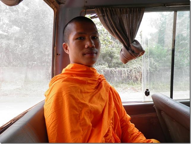 Hum the monk.
