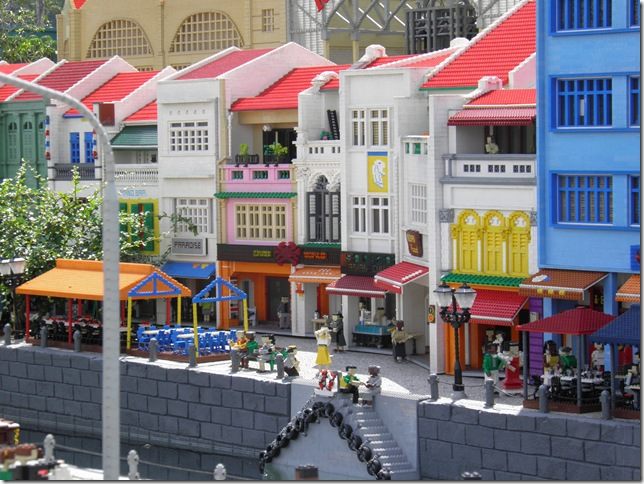 Clarke Quay (or is it Boat Quay?), Singapore