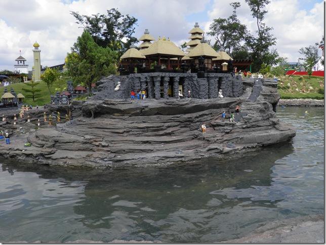 Tanah Lot Temple (I think!), Bali