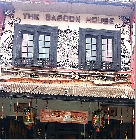 Breakfast at Baboon House