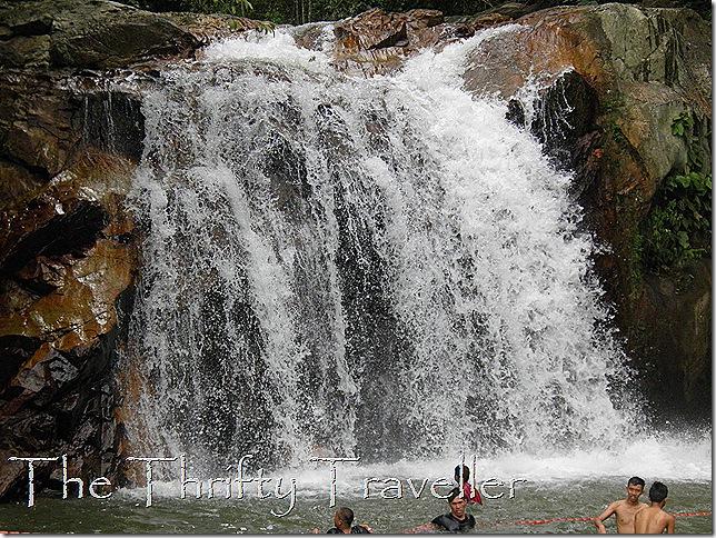 Serendah Falls