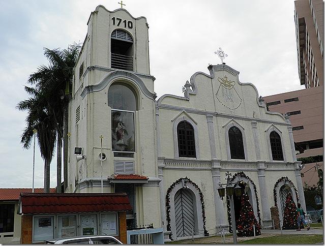St.Peter's Church, Melaka