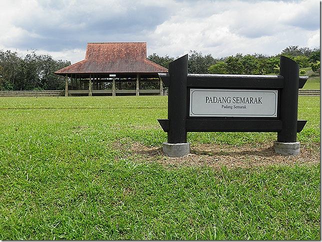 Padang Semarak, Taman Wetlands, Putrajaya