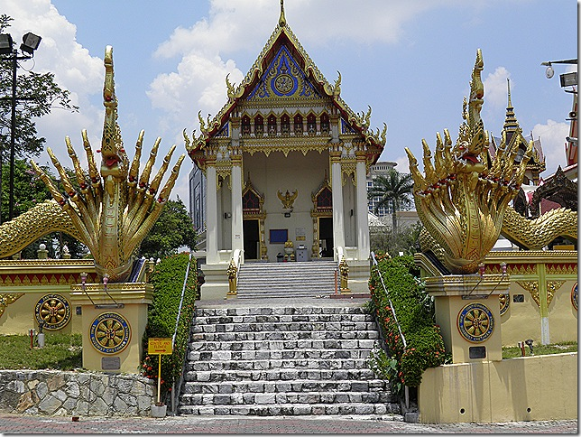 Main Shrine at Wat Chetawan