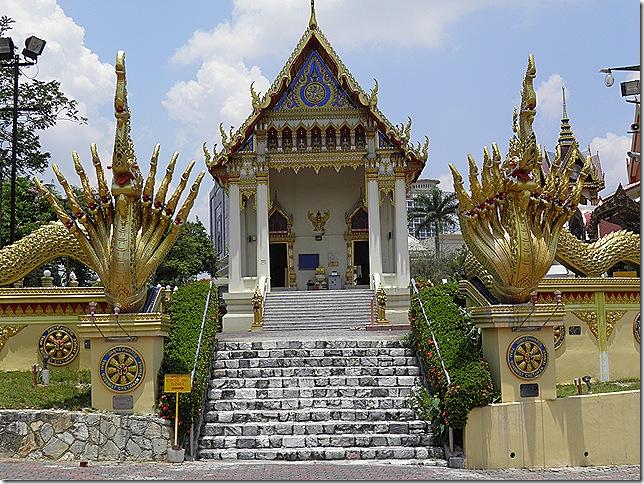 Main Shrine at Wat Chetawan