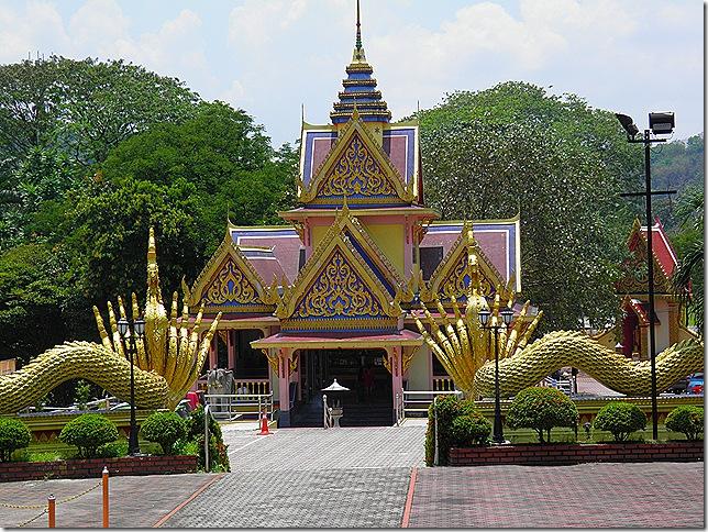 Brahma Pavilion, Wat Chetawan