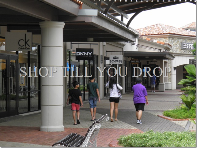 Johor Premium Outlets Mall
