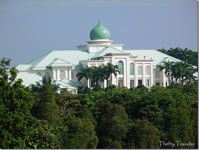 Seri Perdana, official residence of Malaysia's Prime Minister.