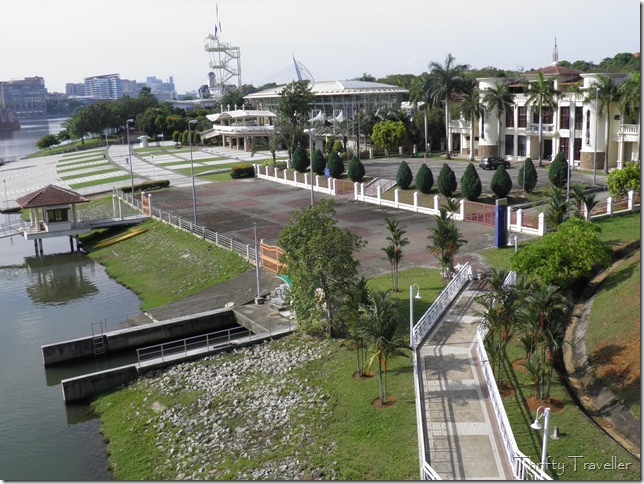 Marine Police HQ and Lake Club, Putrajaya