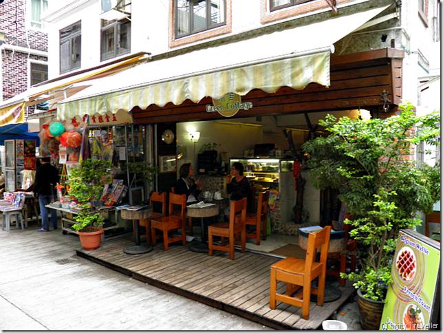 Yung Shue Wan Main Street
