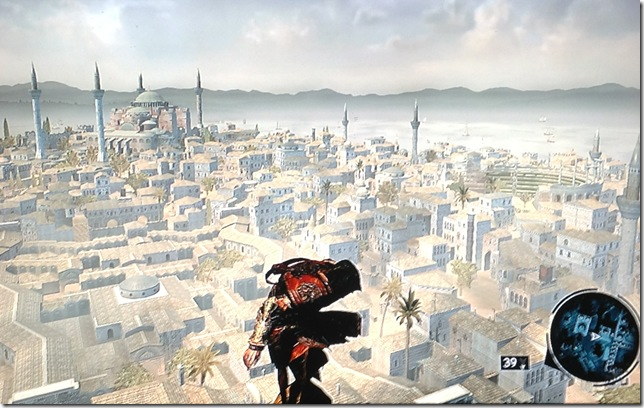 Scene from Assassin's Creed Revelations