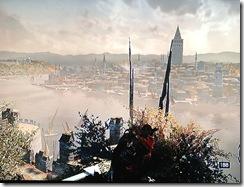 Constantinople Cityscape