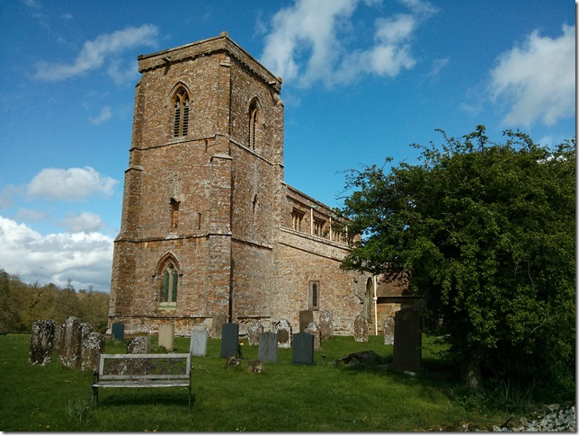 Fawsley Church