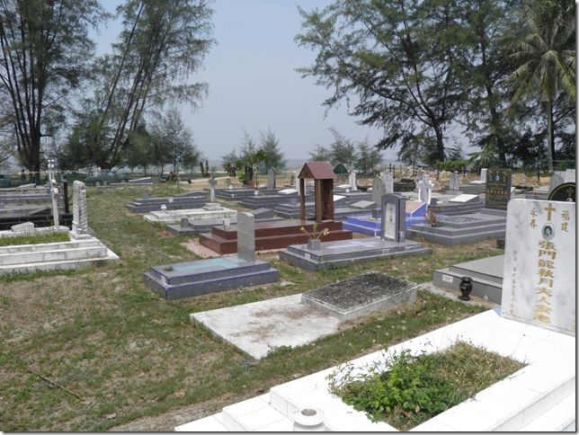 KUANTAN CHRISTIAN CEMETERY VIEW1