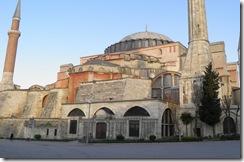 Hagia Sophia (Ayasofya, 360-532)