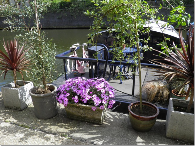 Bohemian lifestyle at Little Venice