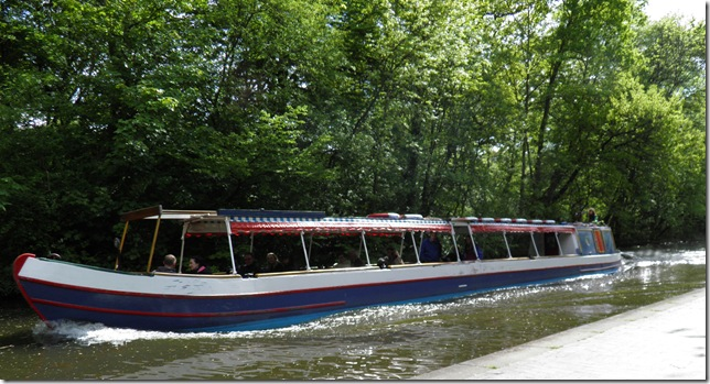 Narrow Boat Tours