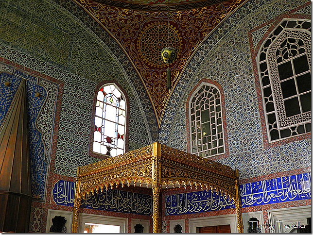 Privy Chamber of Sultan Murad III