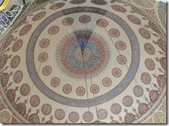 Dome at the royal mausoleums