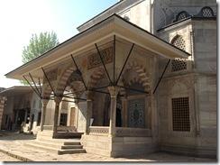 Sultan Selim II mausoleum