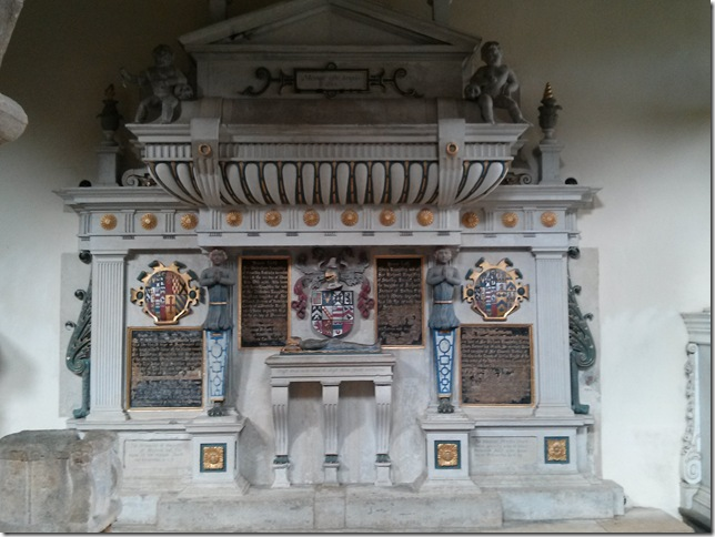 Knightley family memorial