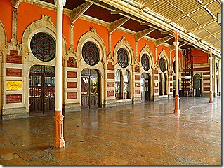 sirkeci railway station concourse