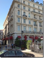 Pera Palace Hotel in 2013