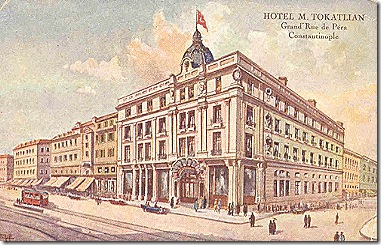 Hotel Tokatlian