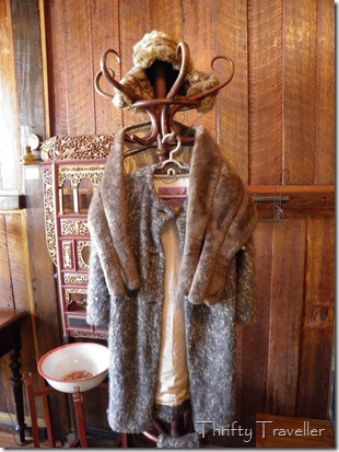 Fur Coat at Gopeng Museum