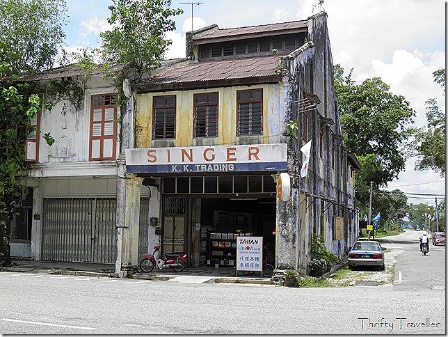 Singer Shop, Tronoh