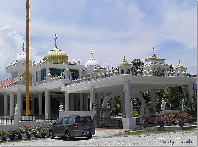 Sikh Temple at Pusing