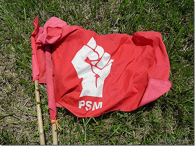 PSM election flag