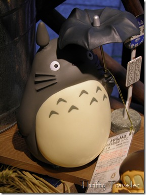 Totoro at Tokyo Sky Tree