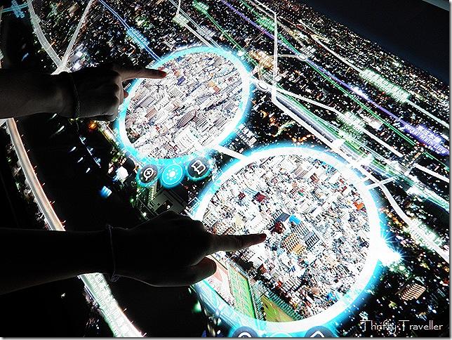 Cool gadgets at Tokyo Sky Tree