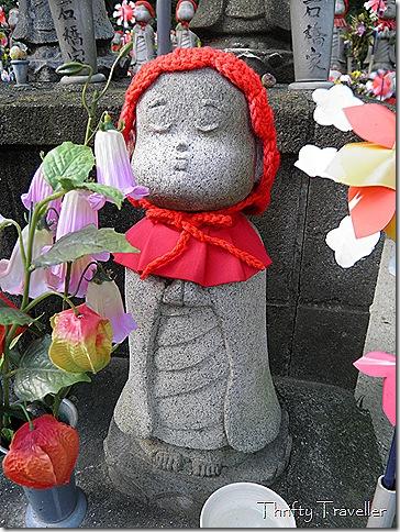 Jizo Statue at Zoji-ji