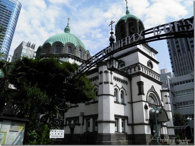 St Nikorai Cathedral, Tokyo